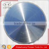 China manufacturer sell tct disk saw blade for aluminium cutting