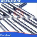 with High Accuracy din975 hot dip galvanized threaded rods