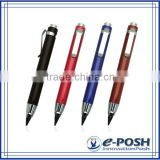 Metal business advertising logo oem engineering drawing mechanism pencil 5.6 mm hb lead
