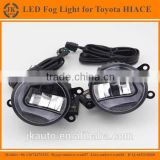 Super Great Quality Toyota Hiace Fog Light High Bright Hot Selling Auto LED Fog Light for Toyota Hiace
