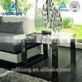 INquiry about 2016 Design Stainless Steel Marble Sofa Table
