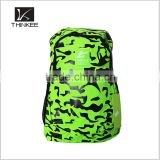 wholesale Printing nylon school backpack travel hiking backpack bag
