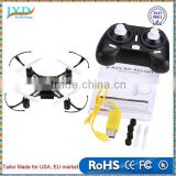 Mini Headless RC Helicopter Mode 2.4G 4CH 6 Axis Quadcopter RTF Remote Control Toy