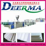 PVC Crust Foam Board Making Line, Extruder Machinery