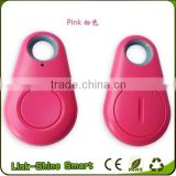 Newest wireless bluetooth remote self-timer, anti-lost alarm device 2 in 1 for mobile phones