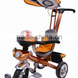 4 in 1 Baby Stroller S901 with hand push bar