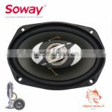 soway brand TS-6971 6x9 inch super high power coaxial car audio speaker