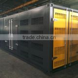 800kw container generator diesel with power engine KTA38-G5                                                                         Quality Choice