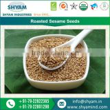 Indian Manufactured Roasted Sesame Seeds for Bulk Purchase