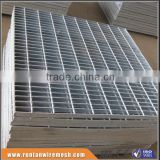 ASTM A36 hot dipped galvanized catwalk drainage tranch cover platform steel grating prices (Trade Assurance)