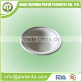 Qingdao port disposable bowl of wheat straw pulp