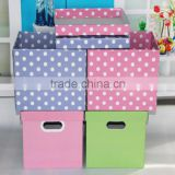 Attractive and durable toy box with cover carton locker storage box                                                                         Quality Choice