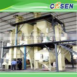 Poultry feed production line/fish feed pellet production line/wood pellet production line