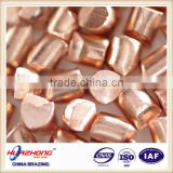 Copper cut wire shot mfg of shot blast machine