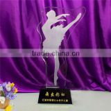 Prize item k9 crystal gift dancing trophies                                                                         Quality Choice