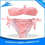 Two-Piece Wholesale Swimwear Fashion Models Sexy Open Bikini Popular Swimming Suit Sexy Custom Bikini