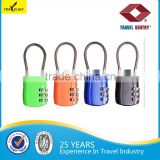 Promotion Approved 3-Dial TSA Travel Luggage Lock                                                                         Quality Choice