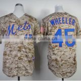 Newest Hot Selling High Quality Charming Camo Baseball Shirts And Pants