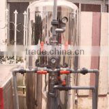 Waste water purification equipment filter water for car wash machine and bus wash machine