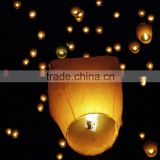 Artificial Style hot air balloon paper lantern made in China for sale