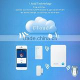 Intrusion Home Alarm Smart APP control Cloud IP Alarm