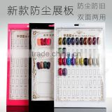 Beauty Nail Salon Accessory Nail Tips Book for Nails Art Display Gel Polish Color Card Nail Color Chart Manicure Tools