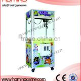 Toy Story crane machine/hot sale coin operated game machine/Attractive Prize vending machine