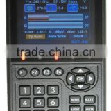 Factory Stocks for Satlink WS-6909 DVB-S & DVB-T Combo , Digital Satellite Finder Meter & Terrestrial Signal Finder Meter