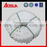 White pp Cooling tower infill material