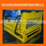 arch curving steel roller forming machine