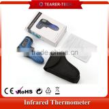 Room temperature measurement Infrared Thermometer Industrial Usage -50~750C with Bar graph display