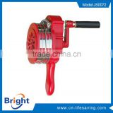 Portable Hand Operated fire alarm siren