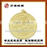 2015 customerized high quality karate medal sports mdals manufacture