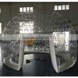 Best selling imports inflatable clear dome tent new items in china market