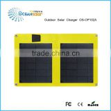 CE and Rohs approved 10w solar charger solar panel with solar cells wholesale for residential on grid solar energy systems