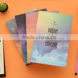 Wholesale A5 Kraft Paper Notebook Kraft Paper Blank Notebook                                                                         Quality Choice