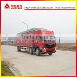 New Condition and Diesel Fuel Type 3.5 tons sinotruk wing van cargo truck