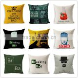 Home Decor Pillow Case The Breaking Bad US TV Pillow 45*45cm Personalty Cushion Cover