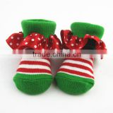 China custom high quality baby wool socks
