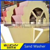 Good Quality but Cheap Price Promotion Wheel Kinetic Sand Washing Machine /Sand Washer Machine