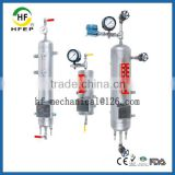 Auxiliary Thermosiphon System Dual Mechanical Seal Support Reservoir