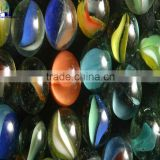 6mm transparent decorative solid glass ball