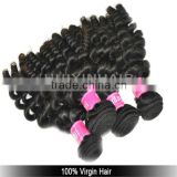 NICE top quality baby curl hair,kinky curly human hair weaves