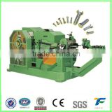 Automatic High Speed Double Stroke Cold Heading Machine For Screw , Bolt , Rivets & Stell Ball