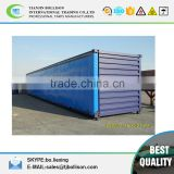 Waterproof PVC Vinyl Polyester Tarpaulin Container Side curtain / dump truck tarps 20x20