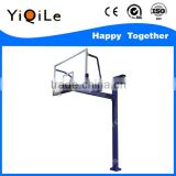 portable basketball hoop fiber glass basketball backboard basketball pole