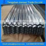 cold or hot rolled Technique and construction material Application galvanized corrugated steel sheet net weight price