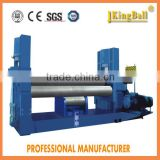 Factory direct sales rolling machine/stainless steel pipe bending machine/3-roll symmetrical slip plate rolling machine