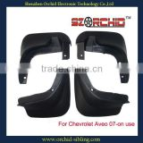 plastic mud guard for aveo 07-on use