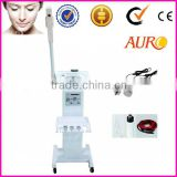 AU-909A 4 in 1 multifunctional hot ozone steamer with automatic electric system facial machine